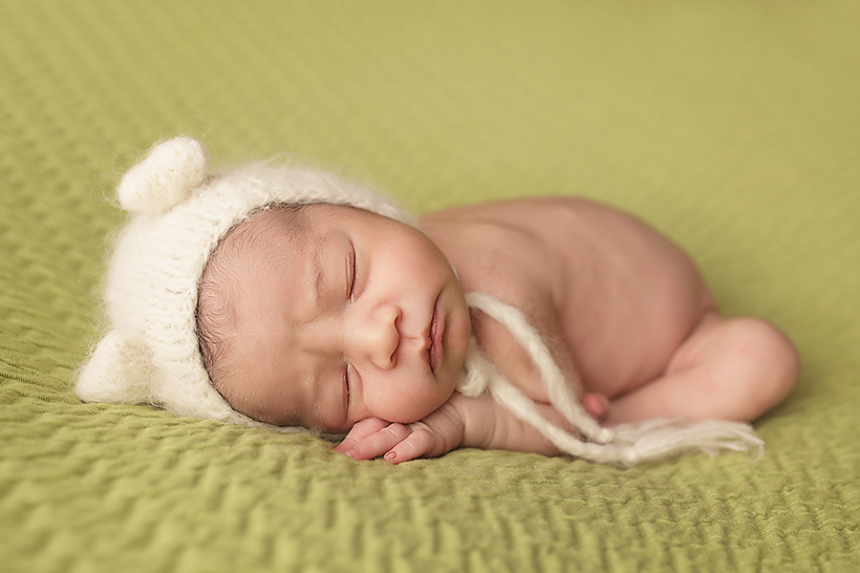 Middlesex newborn photography session