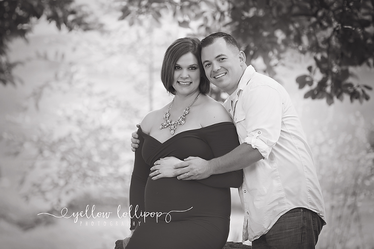 Whitehouse Station Maternity Session
